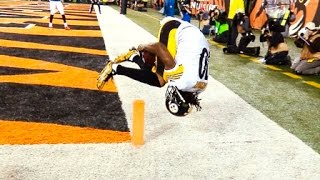 Top 5 Fluke Catches in NFL History