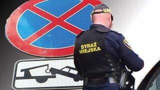 Królowa Mandatów z Wrocławia! Hipokrytka ze Straży Miejskiej złapana na gorącym uczynku