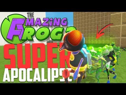 SUPER APOCALIPSE !- Amazing Frog
