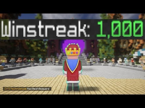 bedwars 1000 winstreak (world record)