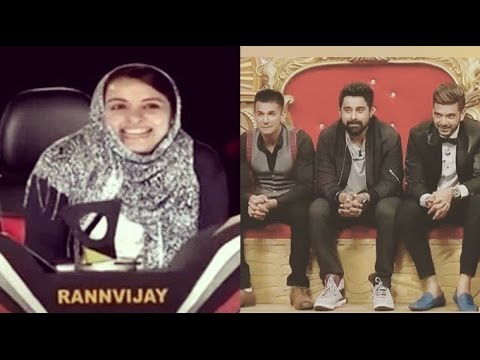 Video Mtv Roadies X4 | Acid Attack Survivor Displays Courage At Roadies Audition download in MP3, 3GP, MP4, WEBM, AVI, FLV January 2017
