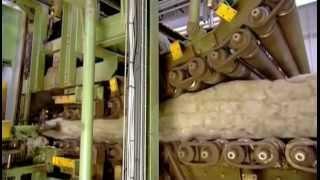 Как производят каменную вату