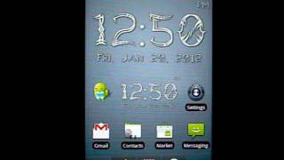 Digital Clock Widget Pro YouTube video