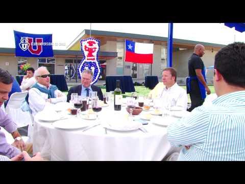 [Video] Fiesta del 18 en el CDA con cueca de Marco Olea - Vamosleones
