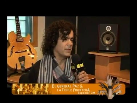 El General Paz Y La Triple Frontera video Entrevista Anel Paz - CM 2012