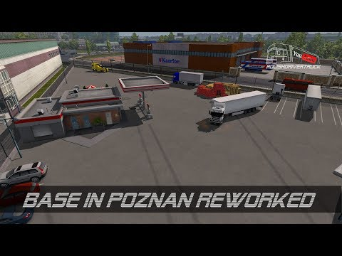 Base in Poznan REWORKED (1.28.x)