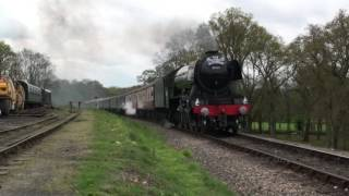 All Aboard The Flying Scotsman!