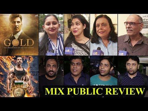 Gold & Satyameva Jayate Mix PUBLIC Review I Akshay