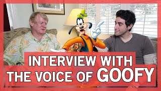 This week Leo had the pleasure of interviewing Disney Legend BILL FARMER, the voice of our pal Goofy! For more info on Bill, please visit: http://www.billfar...