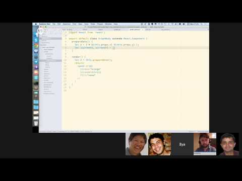 Creating SVG with React, with Ilya Zayats of Redbooth