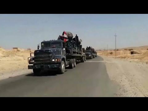 Ιράκ: Σφοδρές μάχες με τους τζιχαντιστές