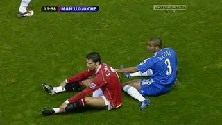 Cristiano Ronaldo Vs Chelsea Home (26/11/2006)