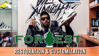 Video Should Jordan Brand Release these custom Air Jordan Forest Green 4s? MP3, 3GP, MP4, WEBM, AVI, FLV Juli 2019