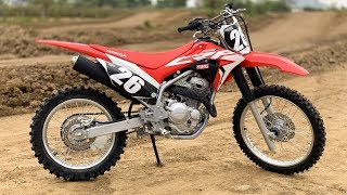3. First Ride 2019 Honda CRF250F - Motocross Action Magazine