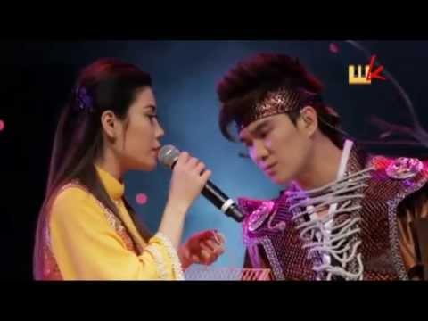 Uyên Trang ft Lâm Chấn Huy - Yêu trong muộn màng (liveshow Tứ đại Thiên Vương 2)