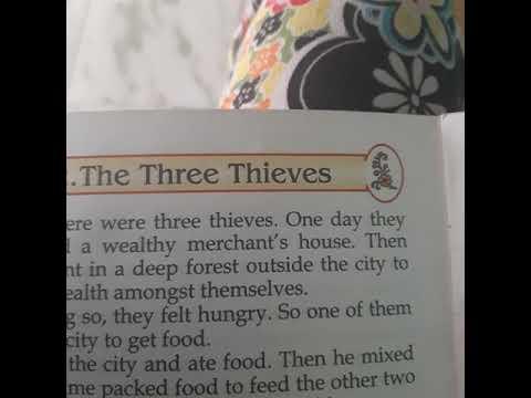 story the three thieves