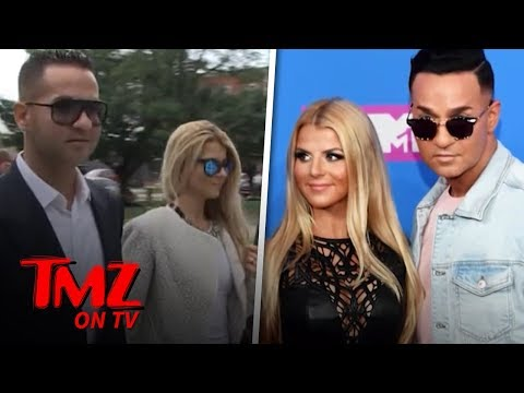 'Jersey Shore' Star The Situation Planning For Life of Luxury After Prison | TMZ TV