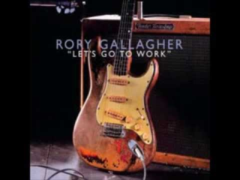 Rory Gallagher-Shadow Play live