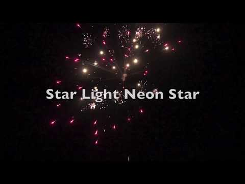 2018 Star Light Neon Star Bright