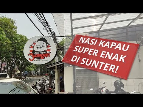 Food Review Jakarta - Nasi Kapau Paling Enak di Sunter!