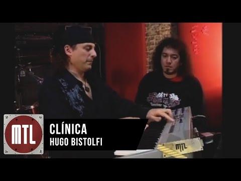 Hugo Bistolfi video Entrevista y Técnica - 2010