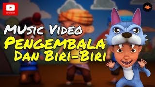 Download Video Upin & Ipin - Pengembala dan Biri-Biri [Music Video] MP3 3GP MP4