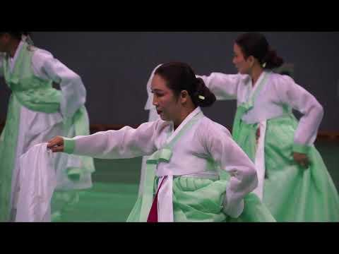 빛고을전통문화예술단 대외활동 -2019한국민속예술축제 참가