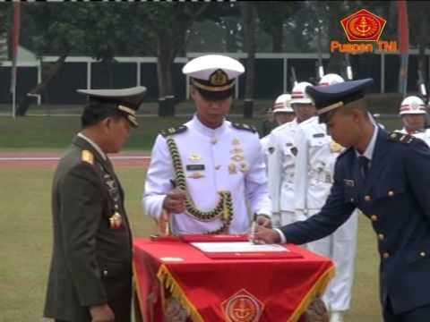 122 Perwira Prajurit Karier di Lantik