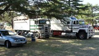 Lancefield Australia  City pictures : Lancefield ATHS Truckshow Feb. 2013 Victoria , Australia.wmv