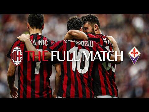 Full Match   AC Milan 5-1 Fiorentina   Serie A TIM 2017/18
