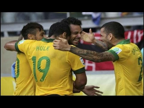 Uruguay vs Brazil Extended Highlights   World Cup Qualifying 23/03/2017 HD