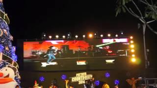 Live Concert Pattaya Countdown 2014 Fragment 1