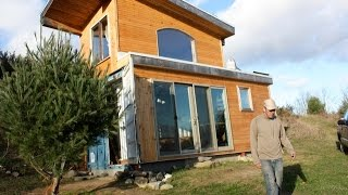 Container House in 60 seconds