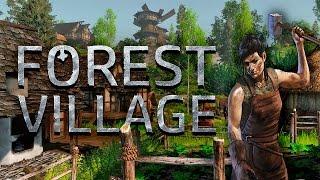 BANISHED Zwei Punkt Null? | FOREST VILLAGE #001 | Gronkh