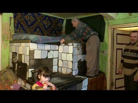 Koszmarne warunki życiowe 9 osobowej rodziny utrzymującej się z renty niewidomego dziadka