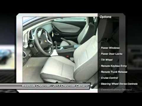 2013 Chevrolet Camaro Katy Texas 30534