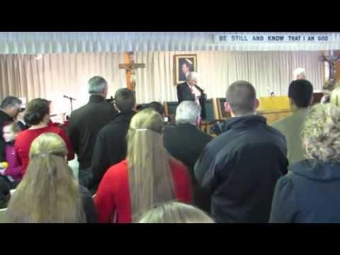 tabernaculo Branham - Billy Paul Branham.