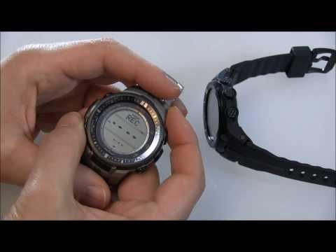 Casio Pro Trek PRW3000 Watch Review (Features, Comparisons, Multiple Versions)