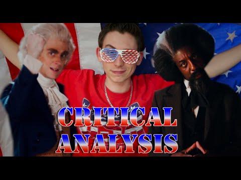 Video [Critical Analysis] Frederick Douglass vs Thomas Jefferson. Epic Rap Battles of History. ChiselThis! download in MP3, 3GP, MP4, WEBM, AVI, FLV January 2017