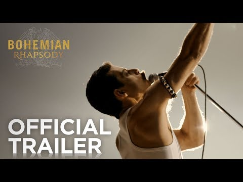 Bohemian Rhapsody | Official Trailer [HD] | 20th Century FOX (видео)