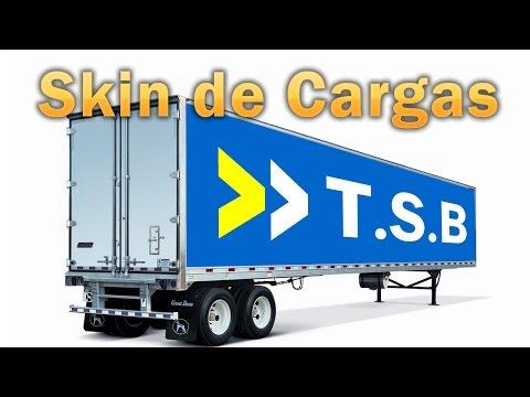 Skin de Cargas T.S.B v1.0