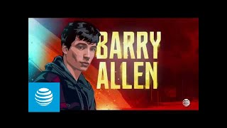 Video The Flash: Exclusive First Look by AT&T MP3, 3GP, MP4, WEBM, AVI, FLV Januari 2018