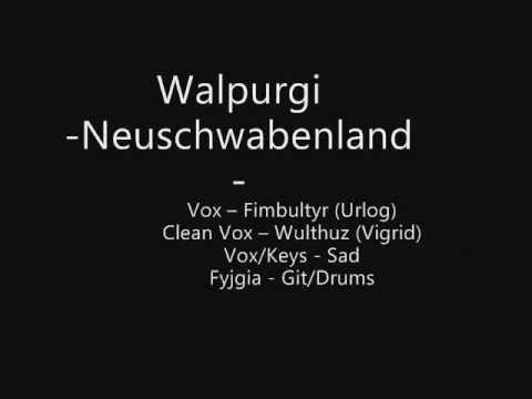 Walpurgi  - Neuschwabenland
