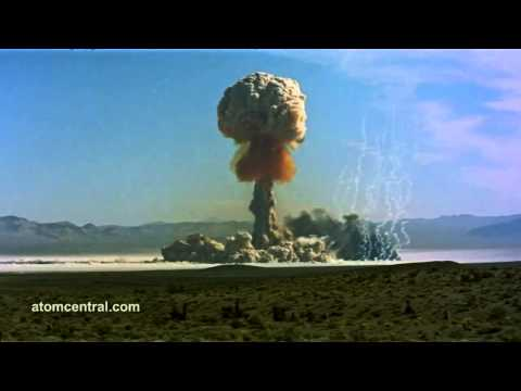 Nuclear Explosions Videos High Quality