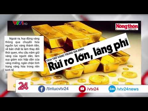 Sau vụ người dân bị mất số vàng trị giá hơn 1 tỷ đồng, câu hỏi đặt ra là liệu giữ vàng có quá rủi ro? @ vcloz.com