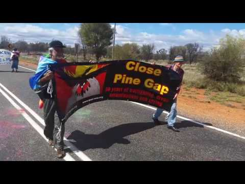 Pine Gap and Keep Space for Peace Week