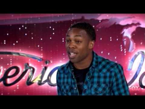 Todrick Hall  American Idol Audition