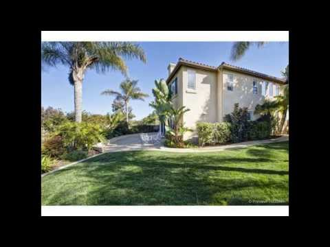 Homes in Carlsbad California for sale with ocean view in Shore Pointe Community