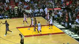 Kwame Brown (23pts/13rebs) vs. Heat (2011)