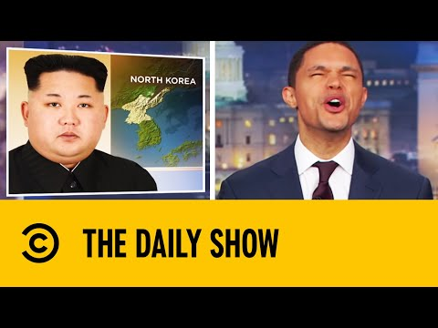 Kim Jon Un's Awkward Birthday Celebrations | The Daily Show